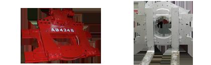 Drehgeräte mit/ohne Seitenschub
